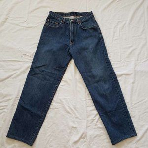 Lucky Brand Relaxed Fit Medium/Dark Wash Jeans
